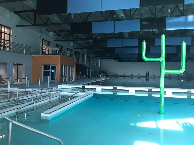 oak point recreation center