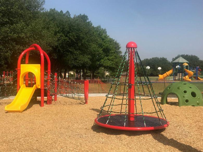 plano parks and recreation, blue ridge park, thomson elementary