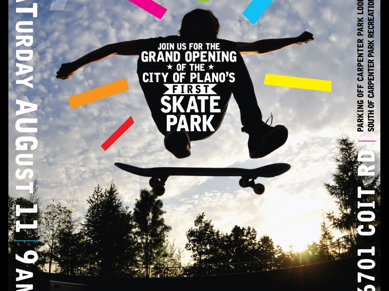Carpenter Park Skate Park, Carpenter Park