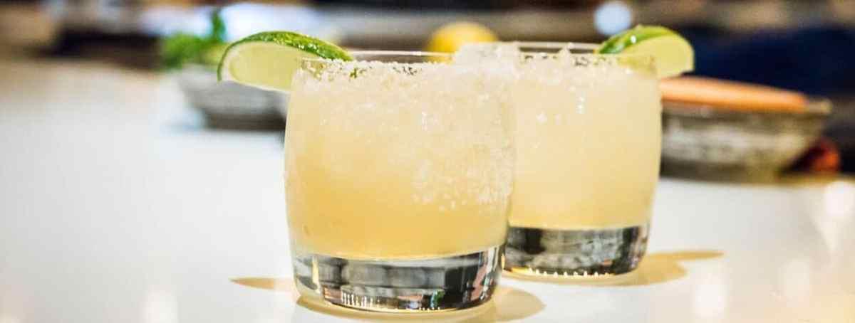 margaritas from mexican bar co. restaurante. photo credit stephanie tann