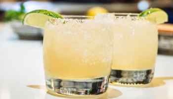 Margaritas from Mexican Bar Co. Restaurante. Photo credit Stephanie Tann
