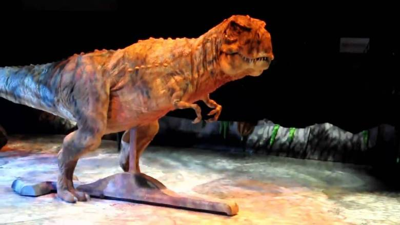 dinosaurs live! at the heard museum is just one family-friendly halloween activity you should check out in collin county.