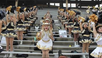 Plano East Golden Girls Drill Team, Meghan Trainor, Dallas Cowboys, Dallas Cowboys Cheerleaders, Thanksgiving