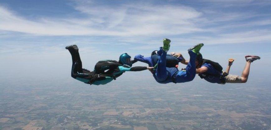 skydive dallas
