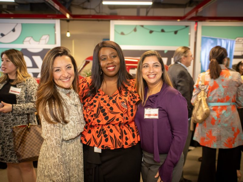 Local PRofile Exitos Success Summit diversity and inclusion the garage capital one