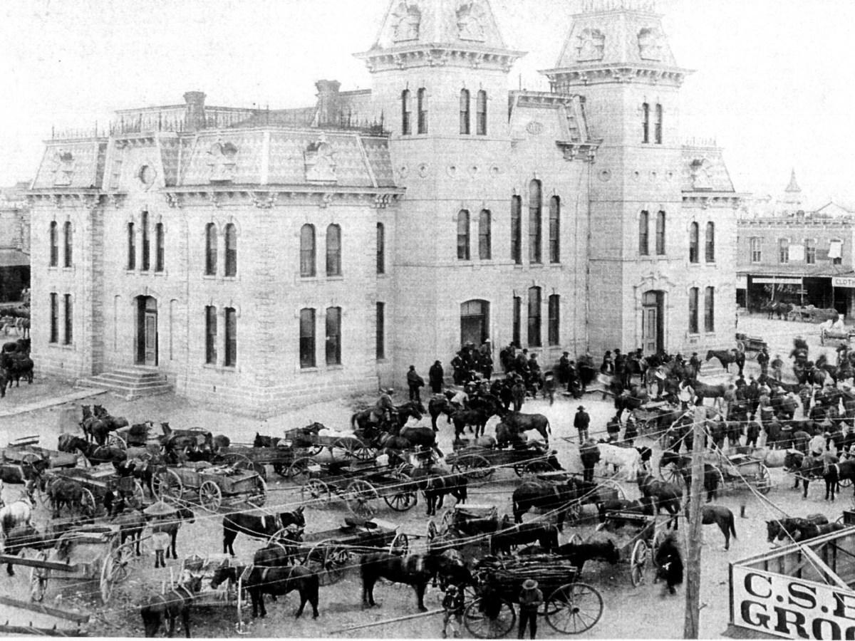 collin county history downtown mckinney altoga