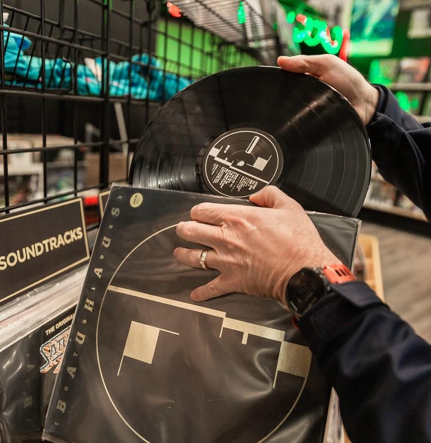 ZT Records Frisco Mercantile