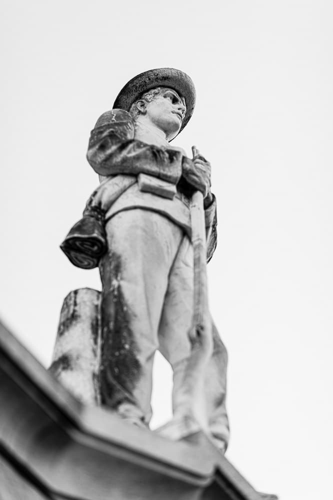 denton confederate monument by david downs