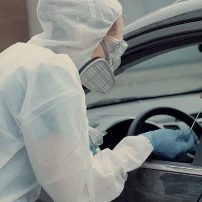 drive through testing covid 19