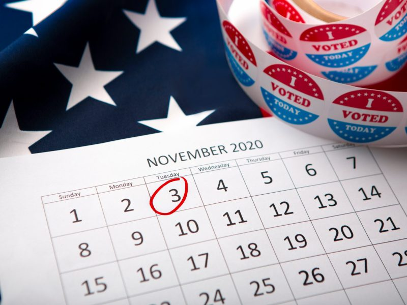shutterstock election day