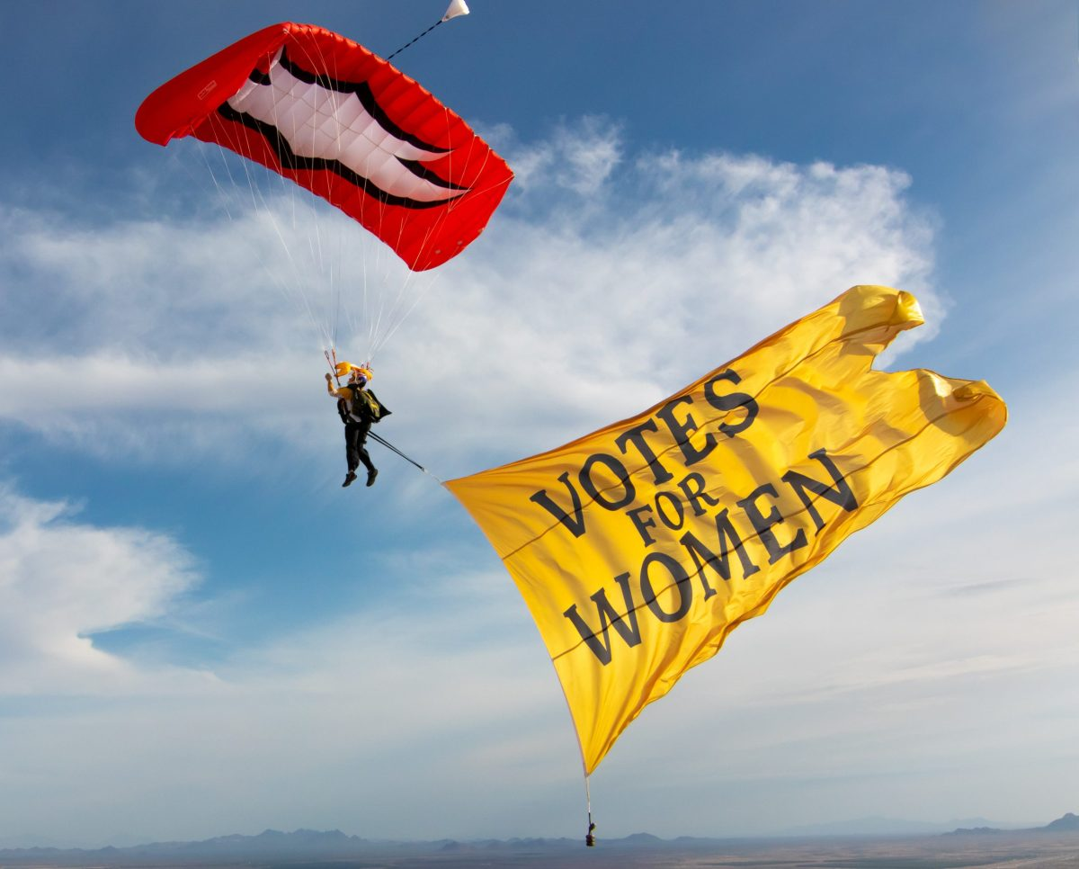 votes flag pic with full parachute scaled