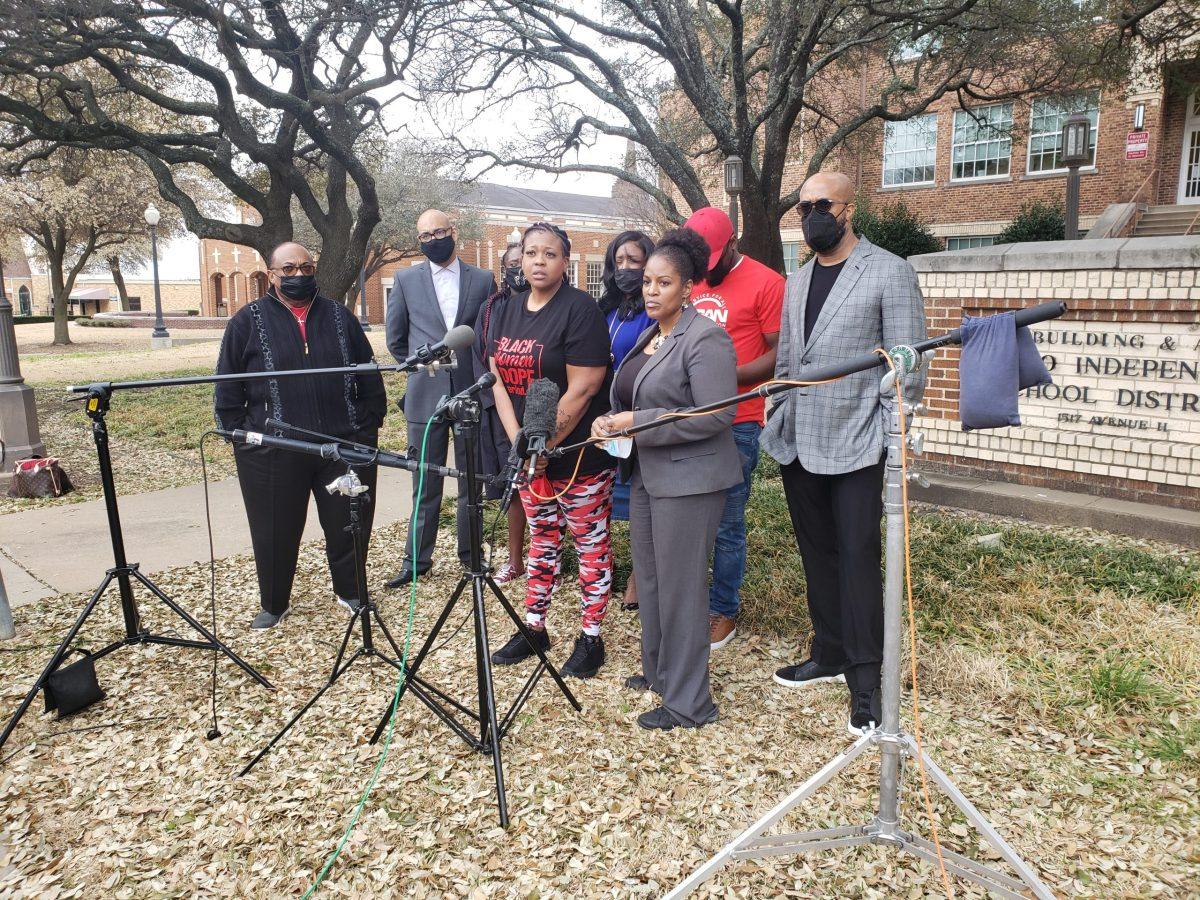 Summer Smitch addresses bullying in plano schools