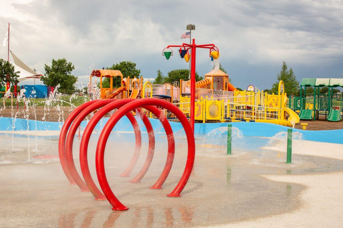 celebration park parks for kids collin county