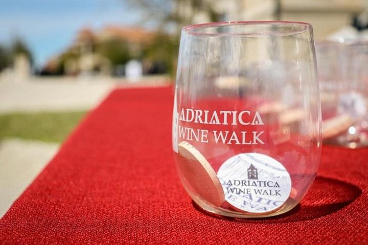 adriatica wine walk