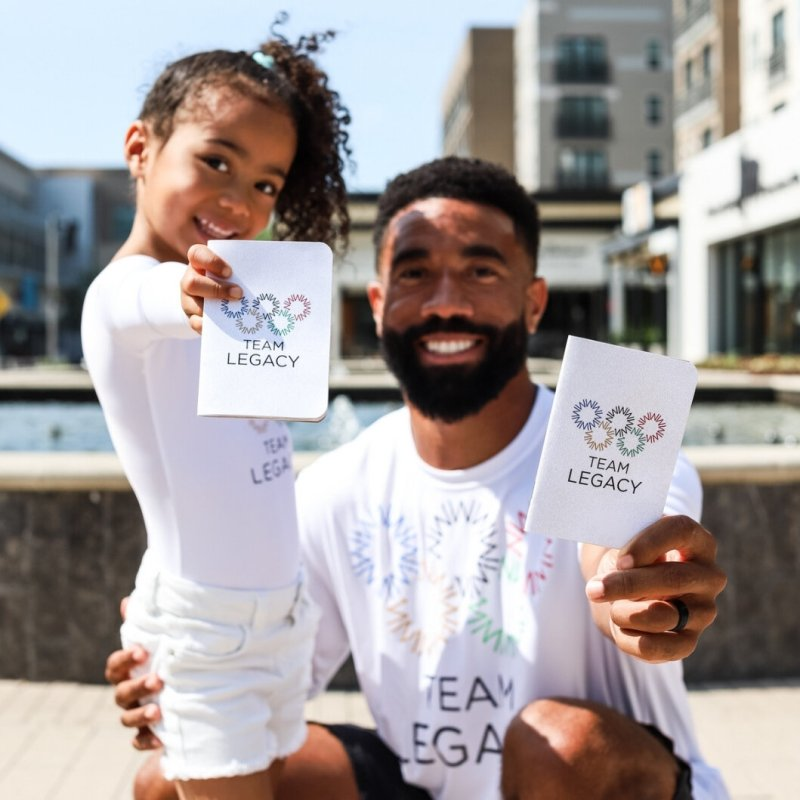 pick up your passport at neighborhood goods or visit plano, and start collecting stamps at each store in legacy west to celebrate the 2020 olympics. what an exciting thing to do this weekend!