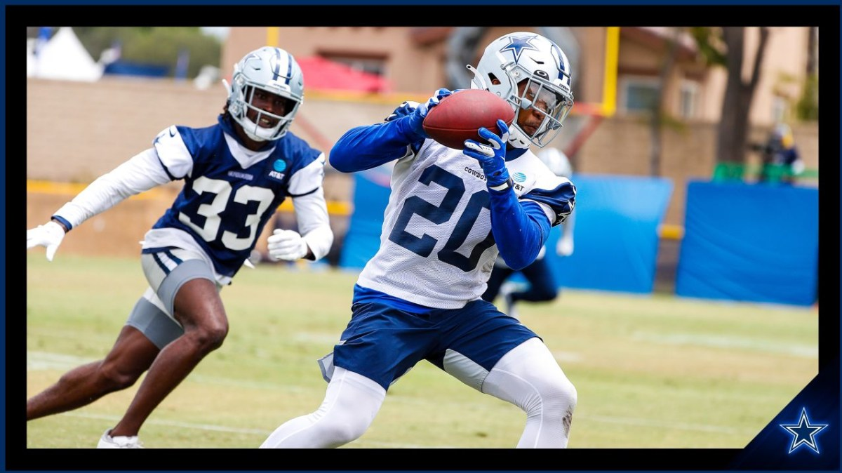 """the dallas cowboys are currently in oxnard, ca, training for their upcoming season. they will be featured on hbo's """"hard knocks"""" series.   photo credit: james d. smith/dallas cowboys"""