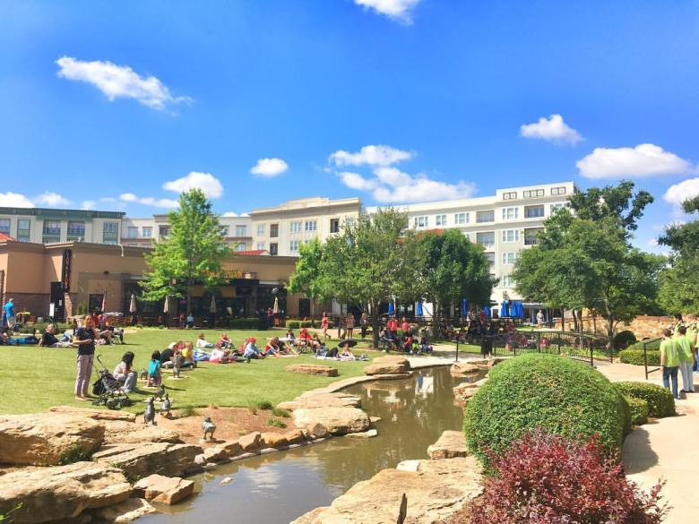 the green at watters creek allen best things to do