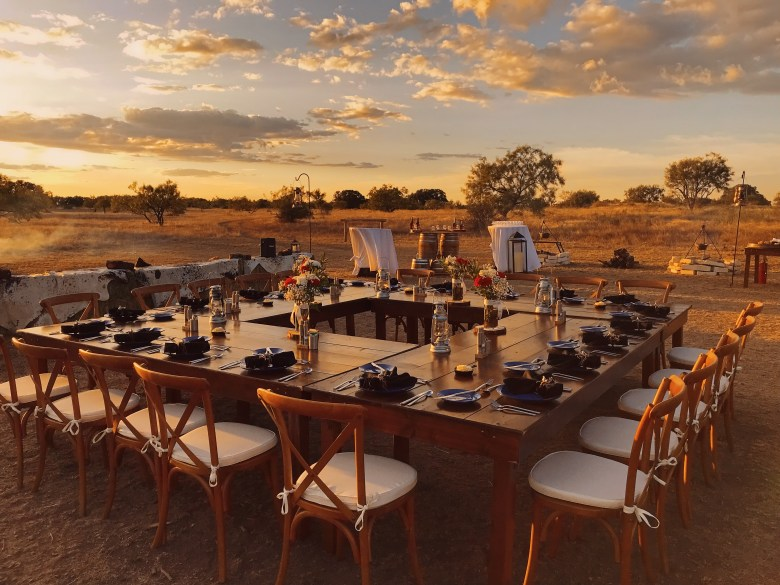 the cowboy cookout at the jl bar ranch, resort & spa is the stuff of texas dreams.