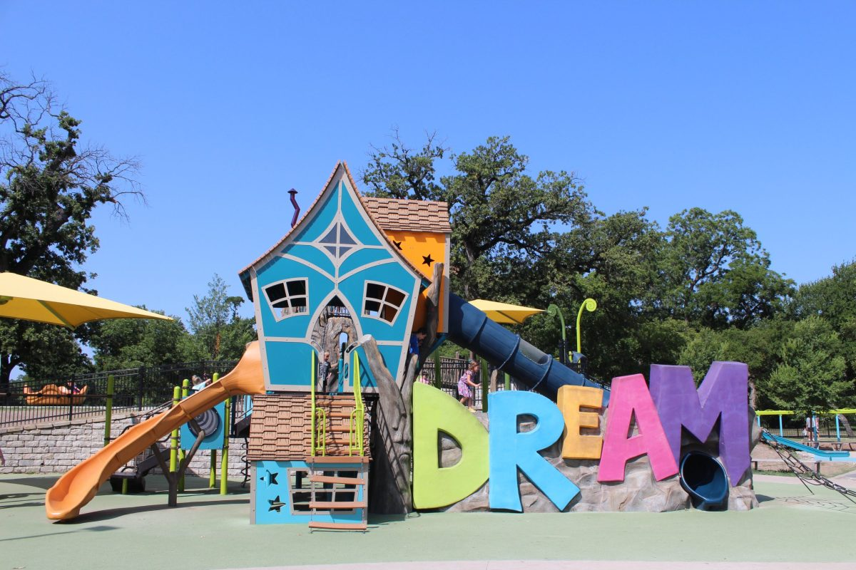 frank kent's dream park, trinity park, inclusive playground, all-abilities playground, best playgrounds