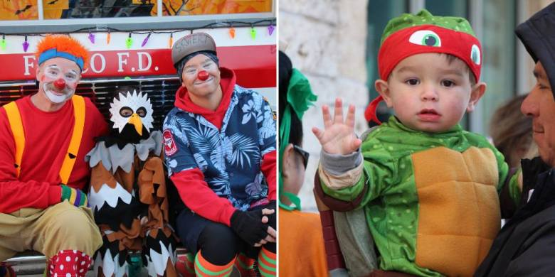 fall festival at mini-frisco is spook-tacular!   image courtesy of city of frisco - tx on facebook