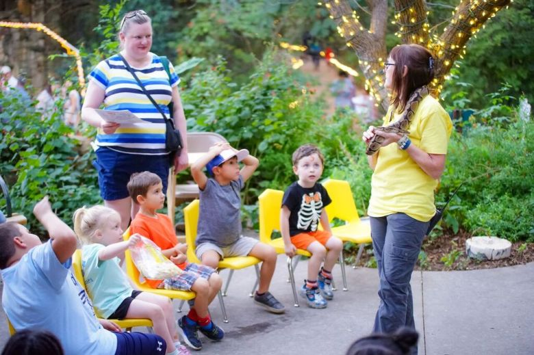 this fall festival is all about learning!   image courtesy of the river legacy website