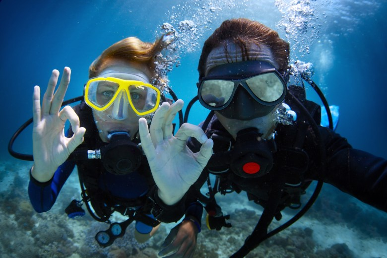 a scuba diving lesson in plano is a cool thing to do this weekend!