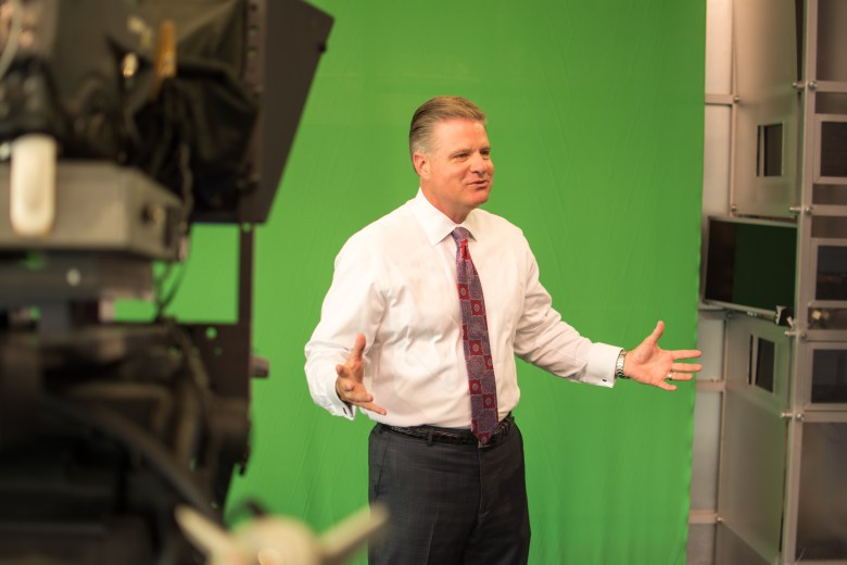 pete delkus is dallas' beloved weather guy. read more and meet pete!
