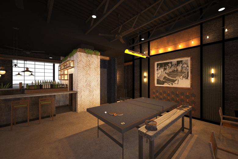 loop ping pong kitchen and bar 1