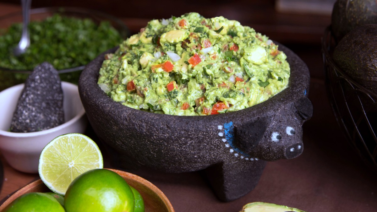 anamia's. just one of our many favorite local guacamoles!