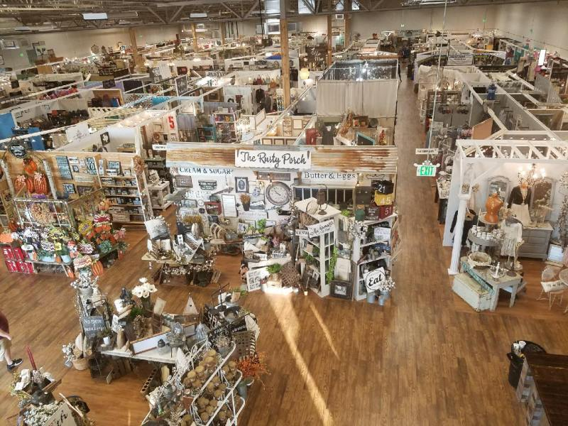 get your antuquing fix at lone star mercantile, or one of these other awesome collin county antique shops!