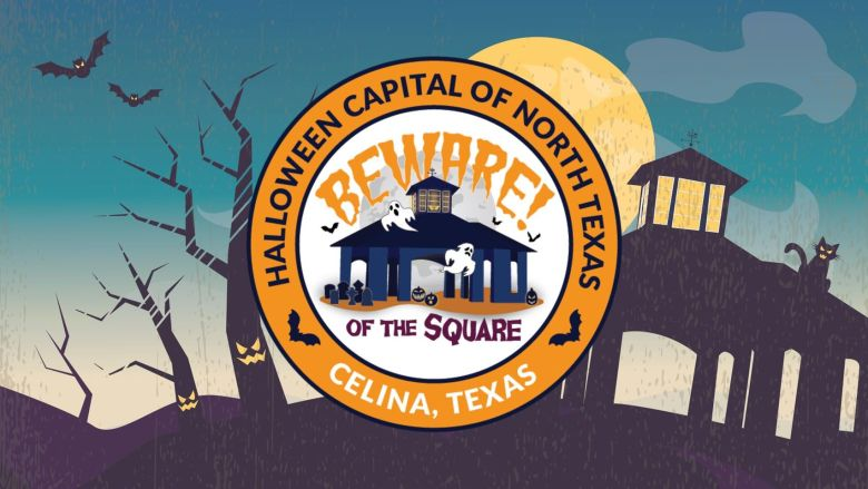 things to do in celina texas, best restaurants in celina texas, beware of the square, halloween, celina, texas