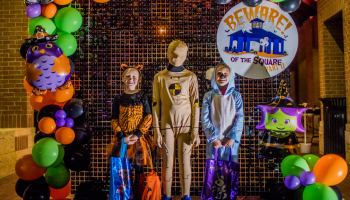 Time for tricks and treats at the capital of Halloween in North Texas: Celina! Check out the Beware! of the Square celebration on October 23.