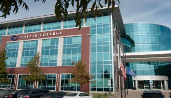 Collin College, a school mired in controversy from 2020 to 2021.