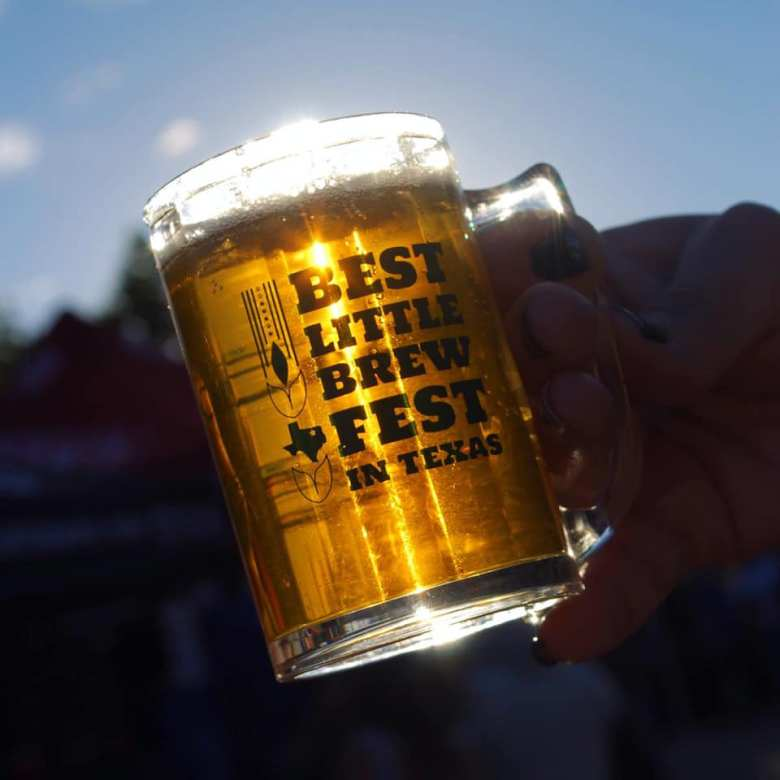 the best little brewfest is back! this is one of those things to do this weekend that will be unforgettable! | courtesy of the old town lewisville facebook page.
