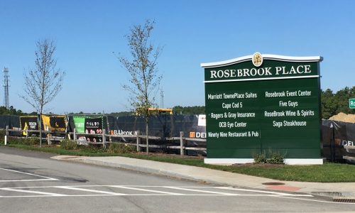 AD Makepeace breaks ground on new building at Rosebrook Place