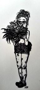 Character Illustration: Brenda the Botanist