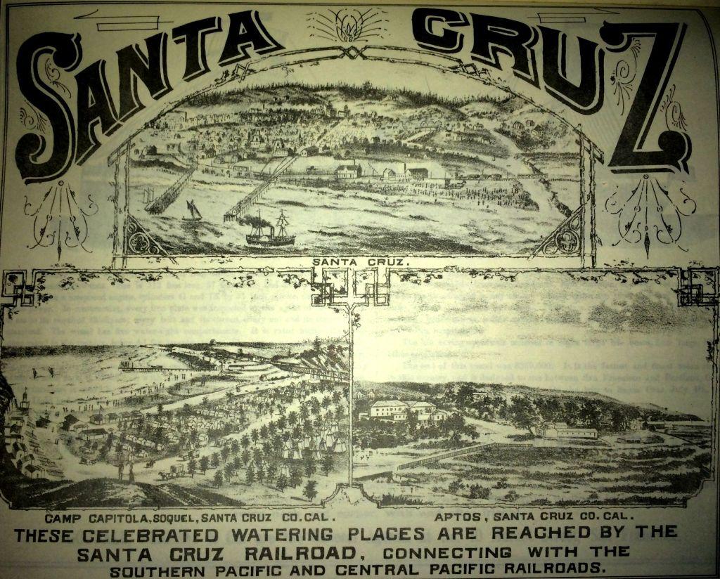 1879 Tourism Poster