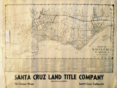 SC Land Title Map