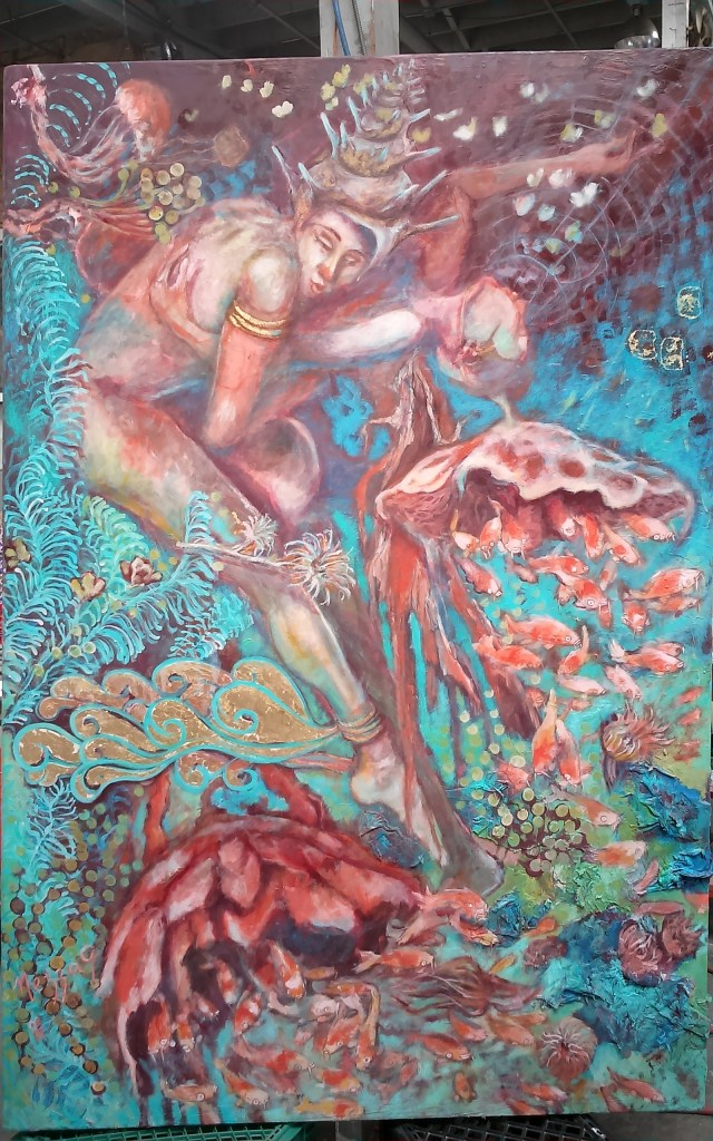 Drip Nectar II - Net of Indra