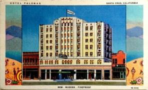 Hotel Palomar, New - Modern - Fireproof