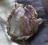 Completed: Fluorite with Points