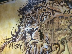 Taylor Reinhold Lion at Jerk House