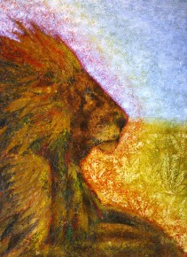 Greg Stanley - Lion of Judah