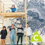 Bridget Henry: Ebb & Flow Featured Artist