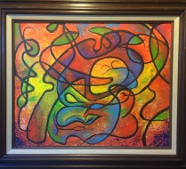 Abstract Colors by Gary Carpenter