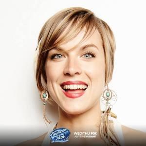 Heather Christie American Idol