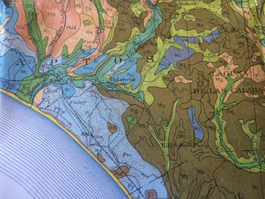 Aptos Map Detail