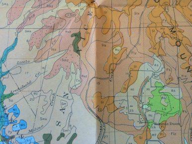 Bonnie Doon Map Detail
