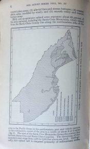 Santa Cruz Map - Regions