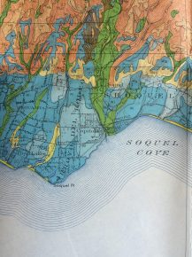 Soquel Map